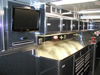 John Benoit 2010 T&E 40' Top Sportsman Trailer - Interior View