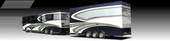 Coach Trailers by T&E Auto Haulers