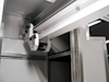 Gavranich/Keneric T&E Sprint Racing Semi Trailer - Interior View
