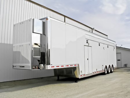T&E Enterprises Custom Trailers for the Australian Motorsports Enthusiast