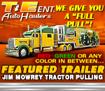 T&E Tractor Pulling Trailer Feature