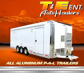Pull-a-Long Trailers by T and E Auto Haulers