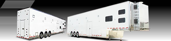 T&E Auto Haulers Pro-Quality All-Aluminum Semi Trailers